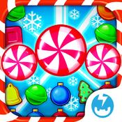 糖果缤纷乐狂欢 圣诞节
